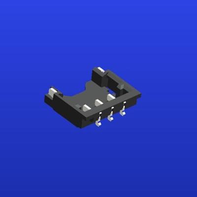 1.20mm間距臥貼H=1.4mm WTB