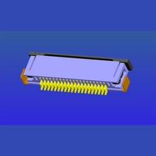 0.625mm間距抽屜式FPC