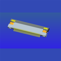 0.5mm间距1.2高抽屉式FPC