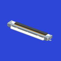 0.5mm间距3.1高前插后掀式FPC